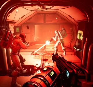 Галерея игры Genesis Alpha One