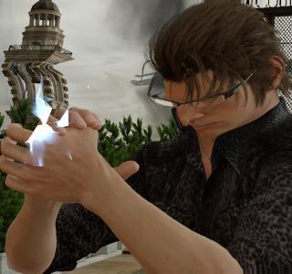 Галерея игры Final Fantasy 15