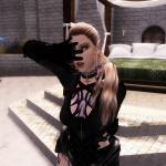 Elder Scrolls 5: Skyrim Новый эксперимент с внешним видом Арии.