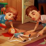 Hello Neighbor: Hide and Seek Персонажи