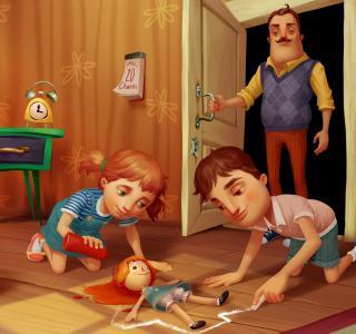 Галерея игры Hello Neighbor: Hide and Seek