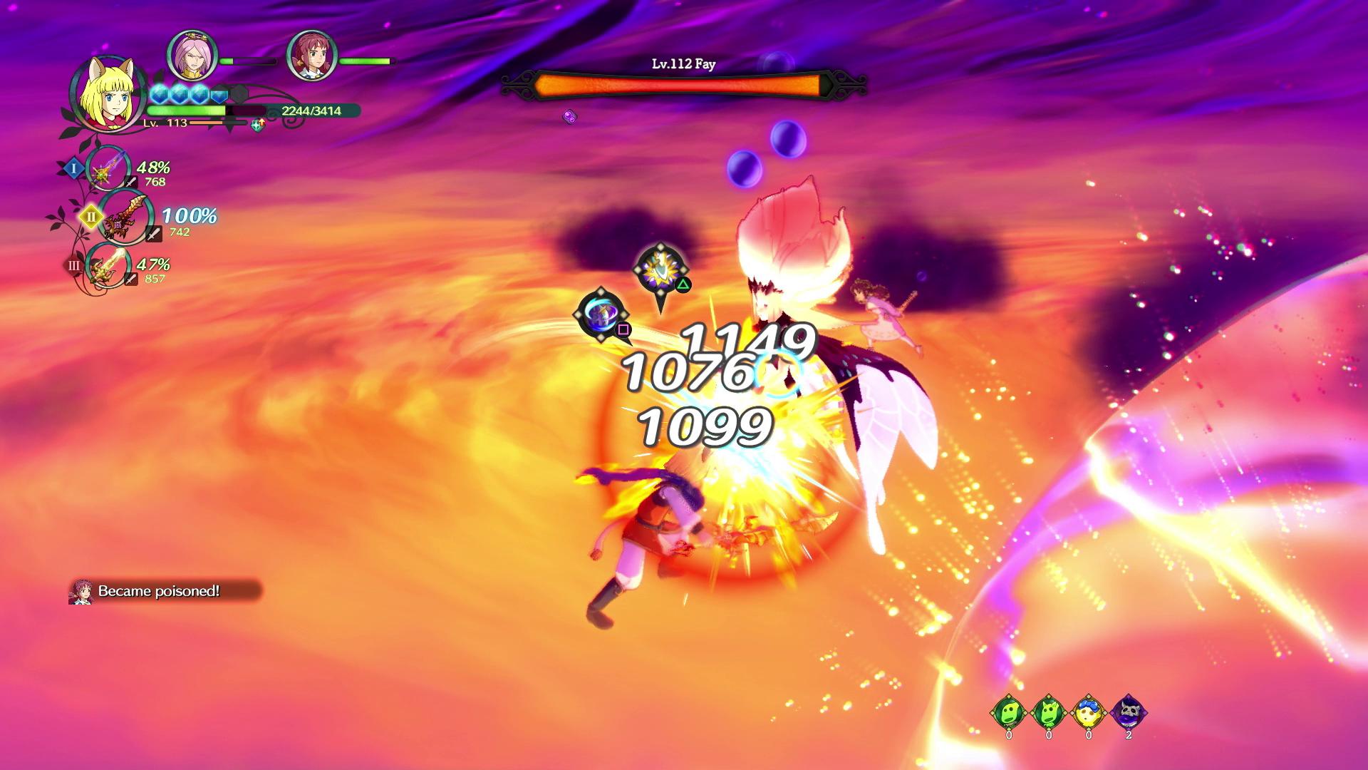 The Lair of the Lost Lord - Ni no Kuni 2: Revenant Kingdom DLC