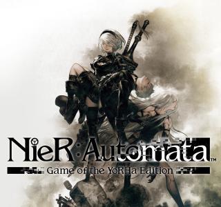 Галерея игры NieR: Automata
