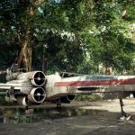 Star Wars: Battlefront 2 (2017) Star Wars: Battlefront 2 скриншот с NVIDIA Ansel