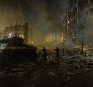 Галерея игры Battlefield V