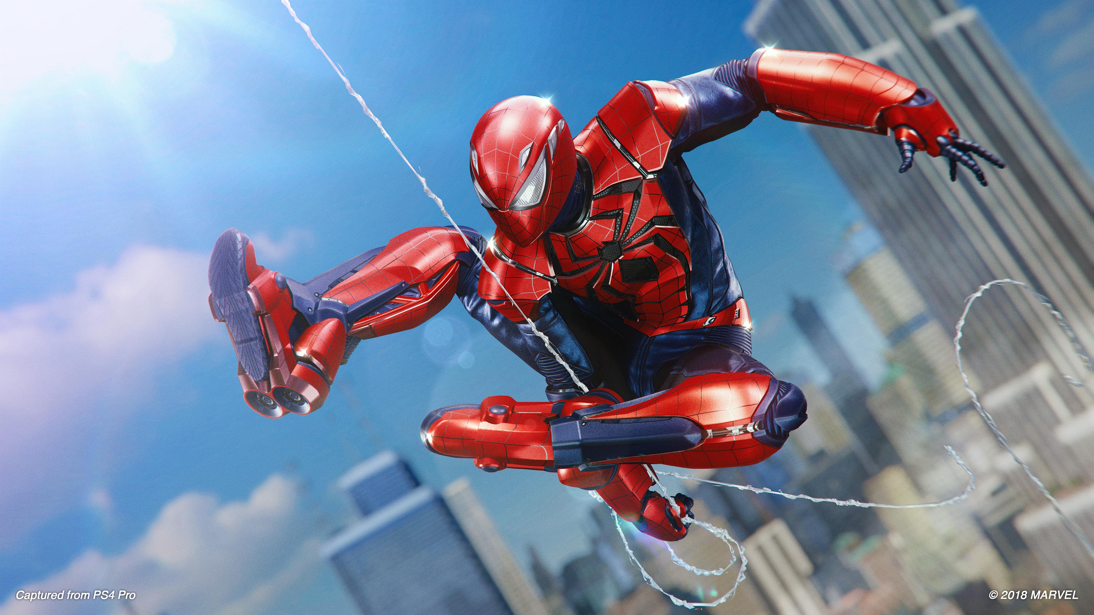 Луч надежды - Marvel's Spider-Man 4K, DLC