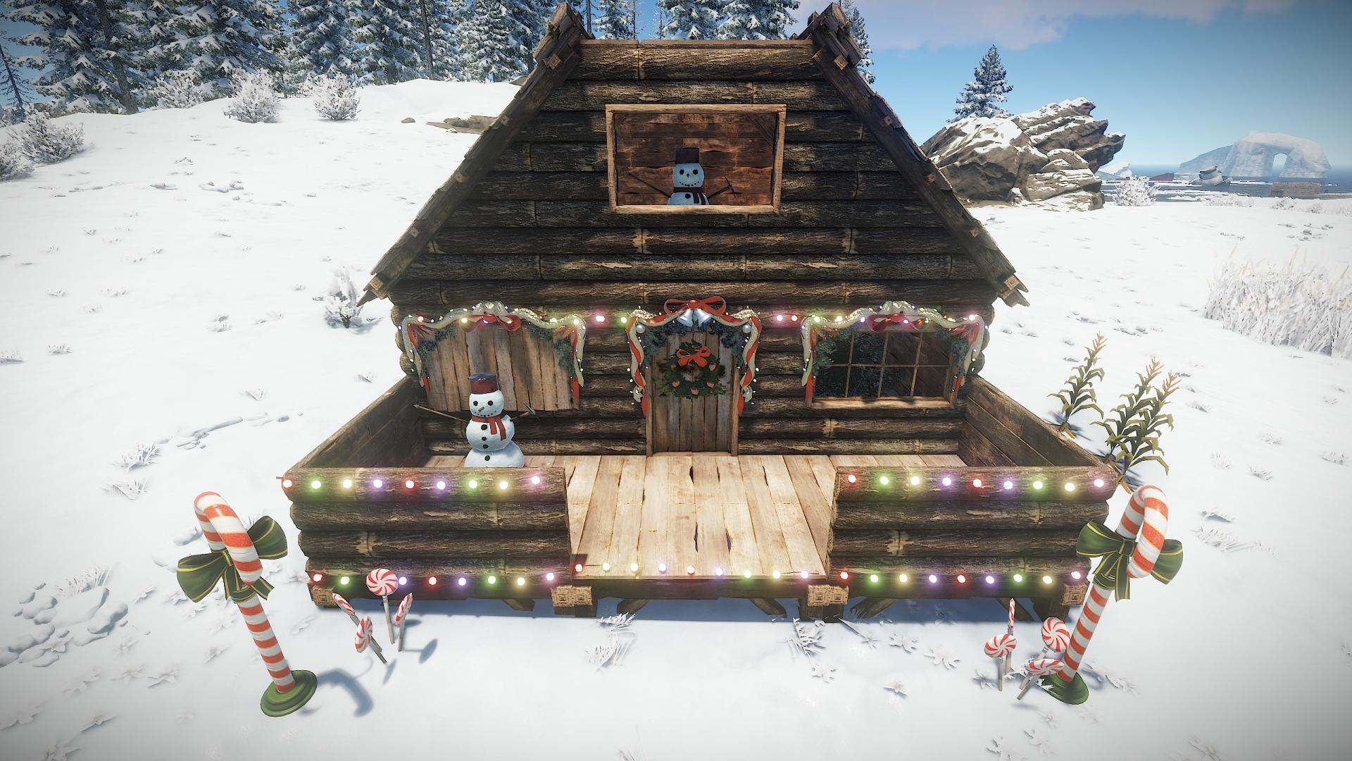 Рождество - Rust