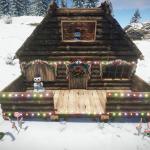 Rust Рождество