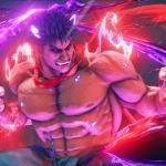 Street Fighter 5 Кейдж