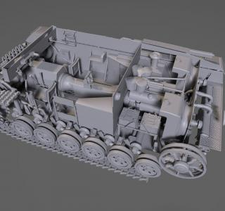 Галерея игры Tank Mechanic Simulator