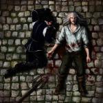 Witcher 3: Wild Hunt Йен и Геральт