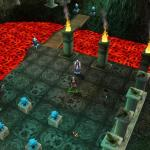 Evil Islands: Curse of the Lost Soul Лава