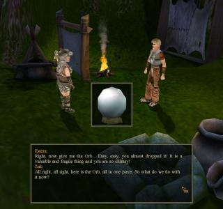 Галерея игры Evil Islands: Curse of the Lost Soul