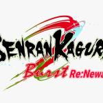Senran Kagura Burst Re: Newal Логотип