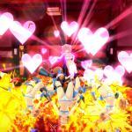 Senran Kagura Burst Re: Newal Геймплей