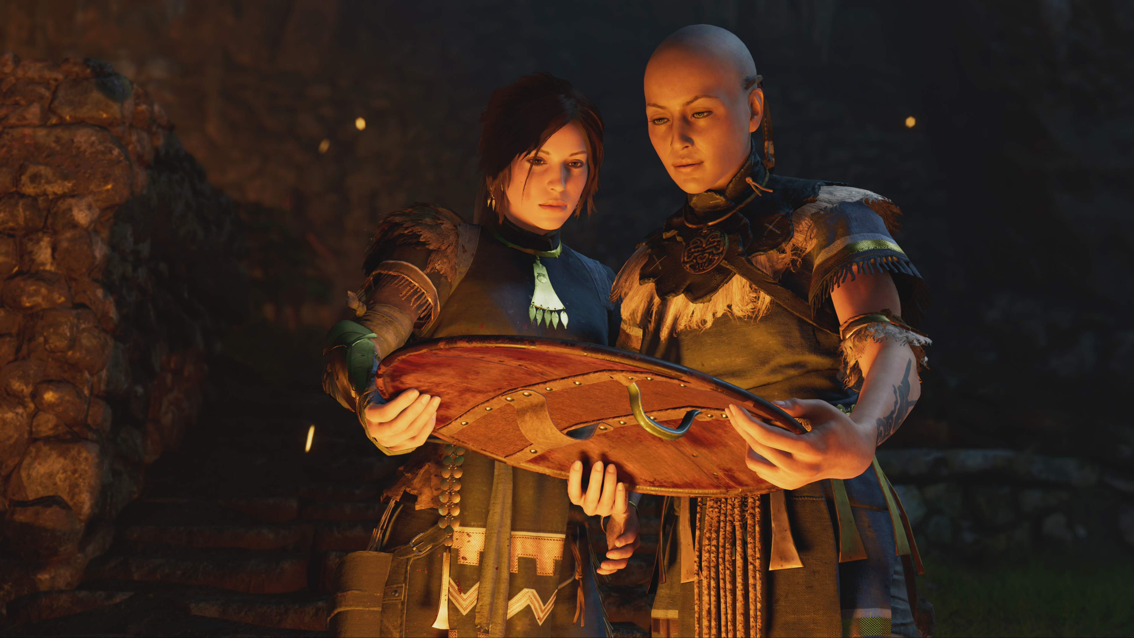 "The Pillar ""Столп"" - Shadow of the Tomb Raider 4K, DLC"