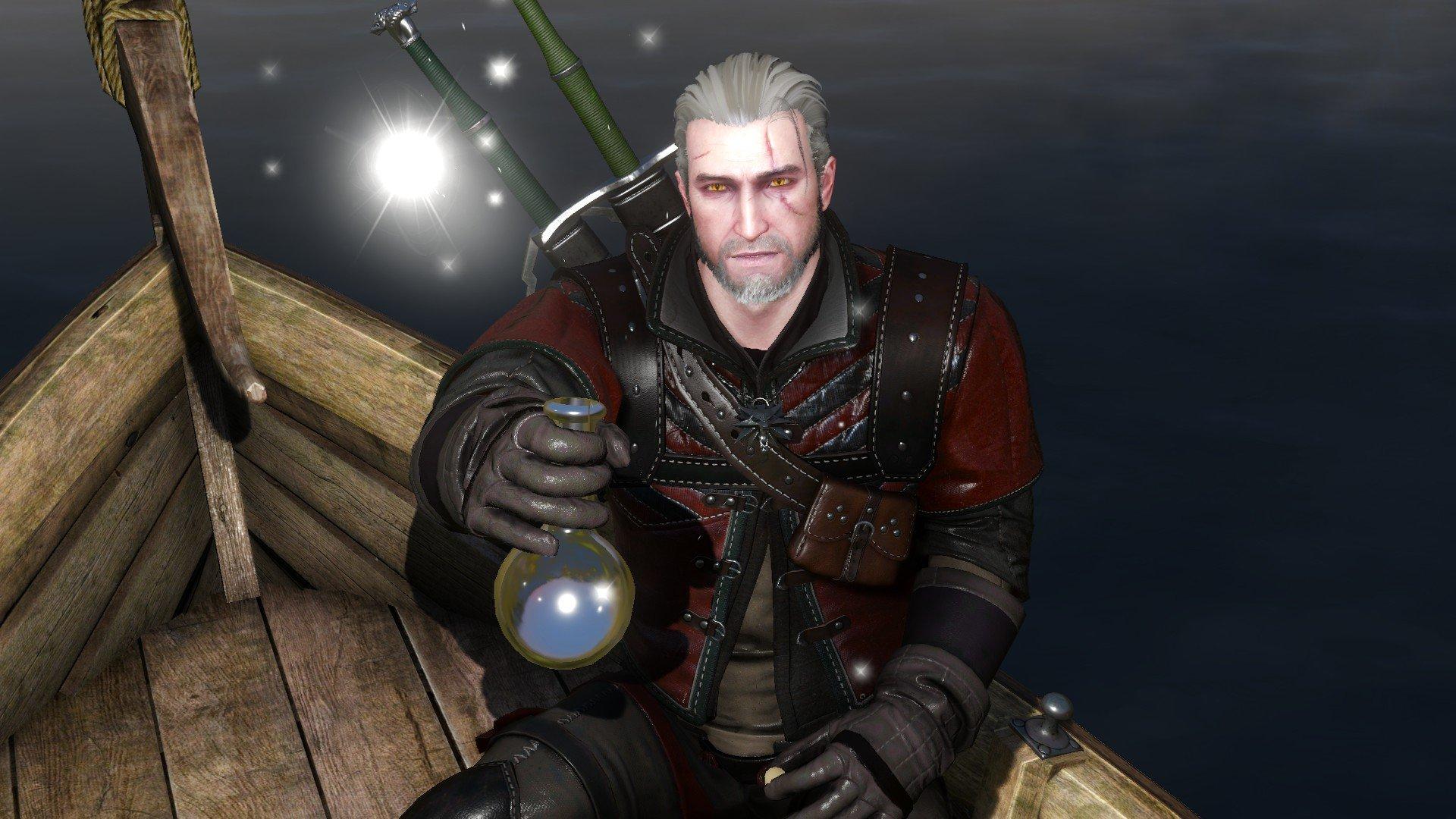 Геральт в поисках Цири - The Witcher 3: Wild Hunt