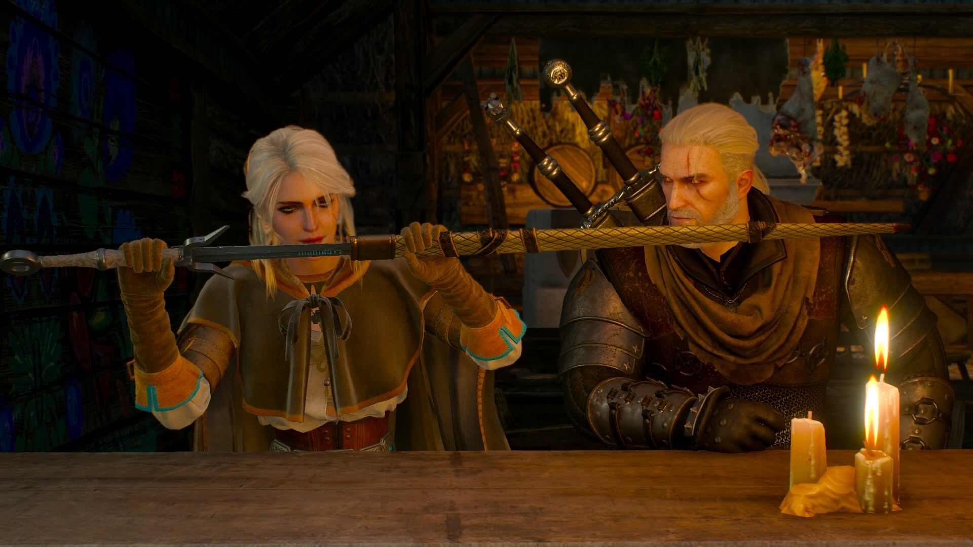 Зираэль - Witcher 3: Wild Hunt, the