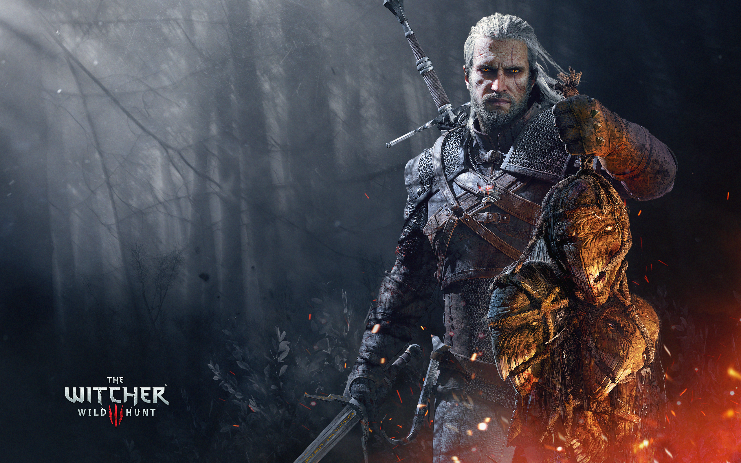 witcher3_en_wallpaper_the_witcher_3_wild_hunt_geralt_with_trophies_2560x1600_1449484679.png - Witcher 3: Wild Hunt, the