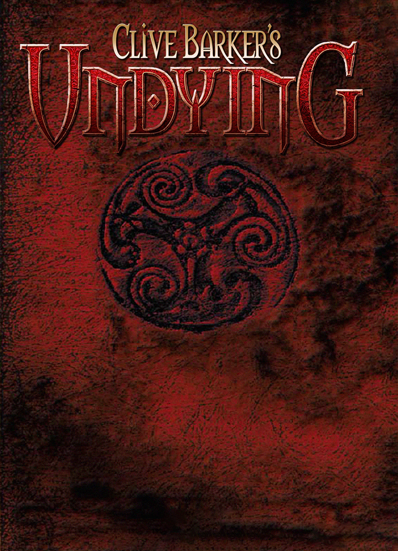 Обложка - Clive Barker's Undying