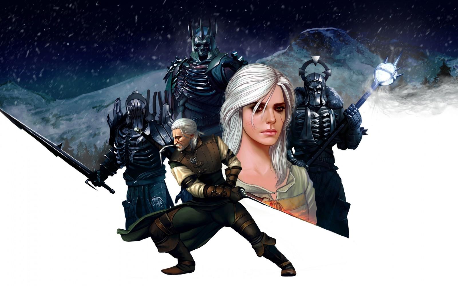 Обои - The Witcher 3: Wild Hunt