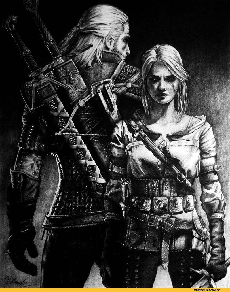 Арт - Witcher 3: Wild Hunt, the