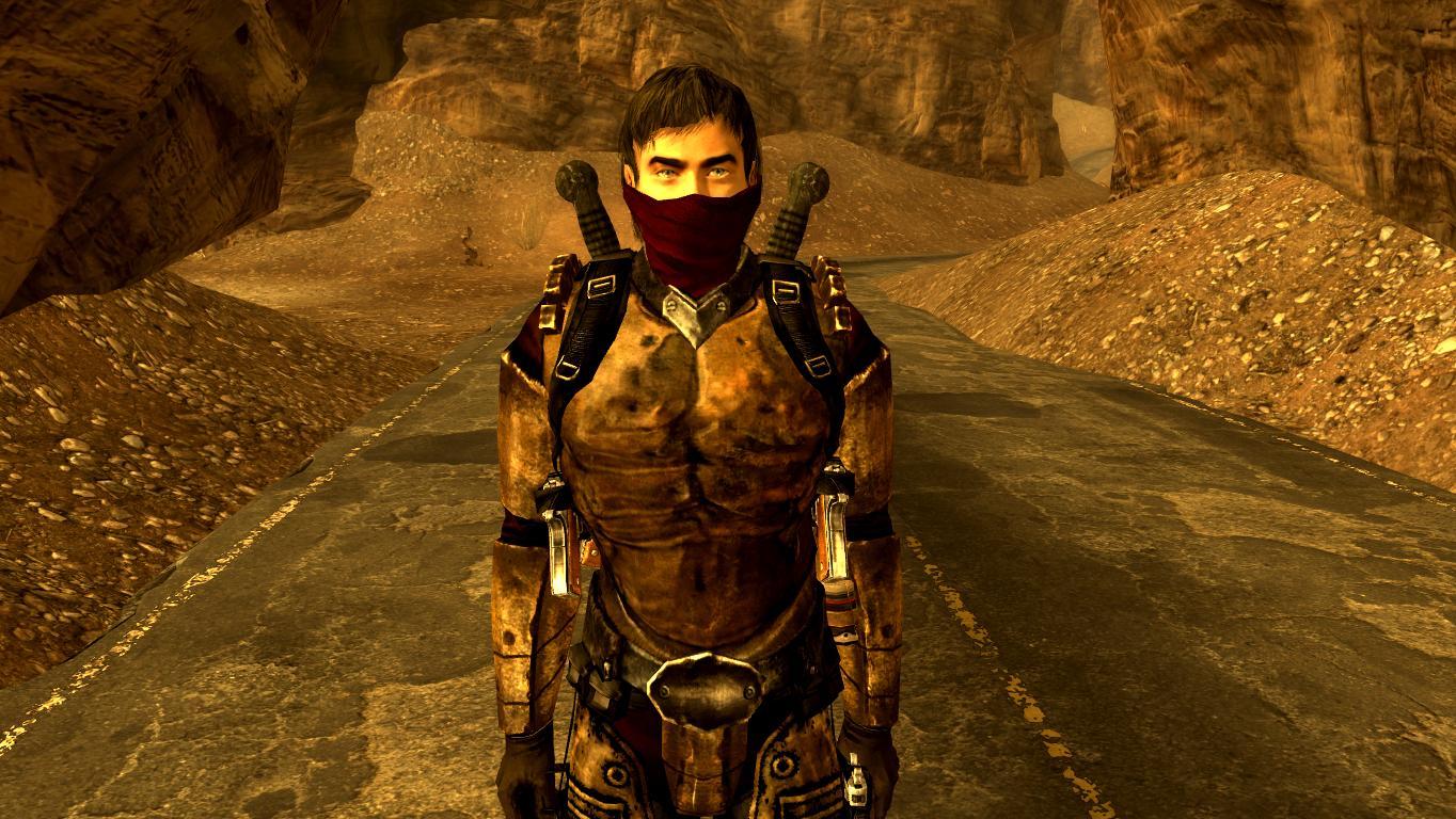 Путь в Зайон. - Fallout: New Vegas