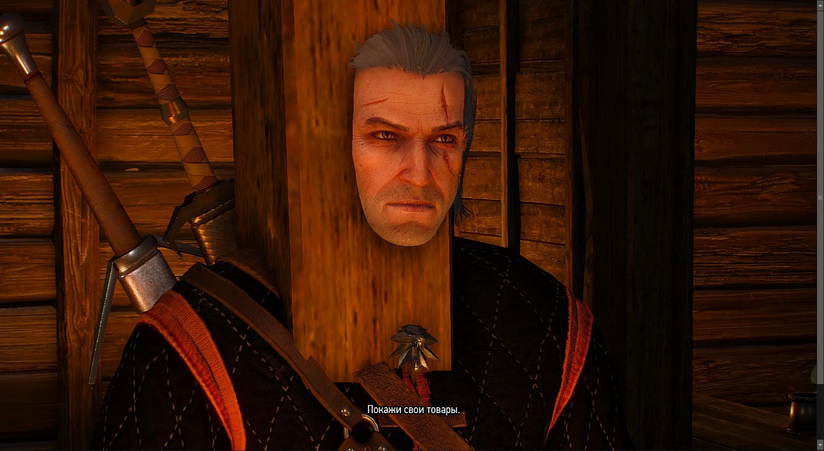 мне нужно больше этого фисштеха - Witcher 3: Wild Hunt, the
