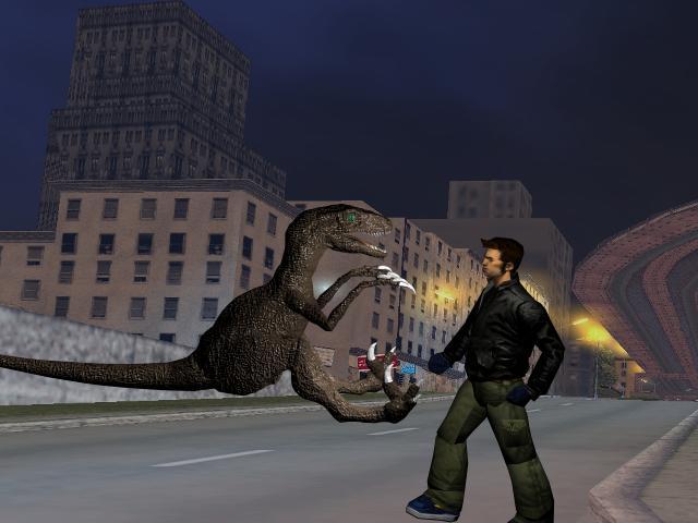 claude - Grand Theft Auto 3
