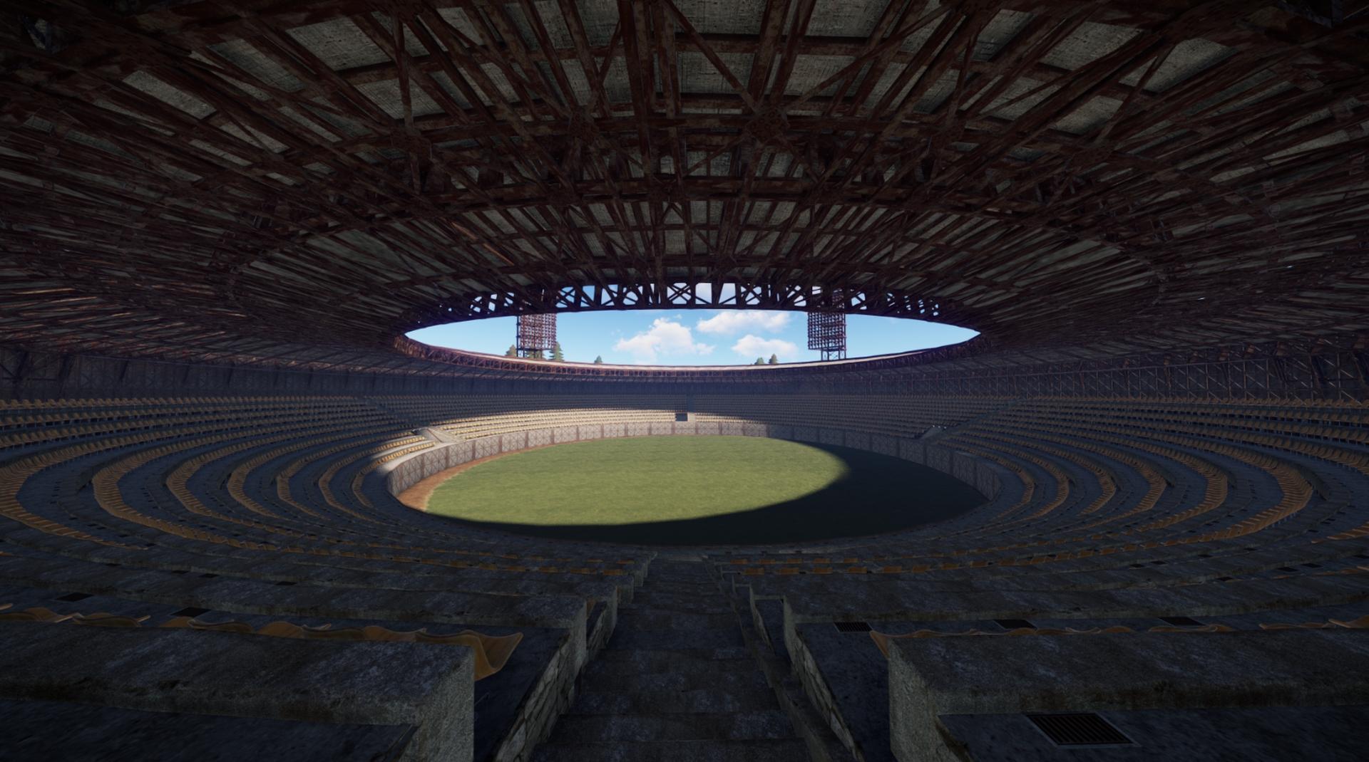 Стадион - Rust