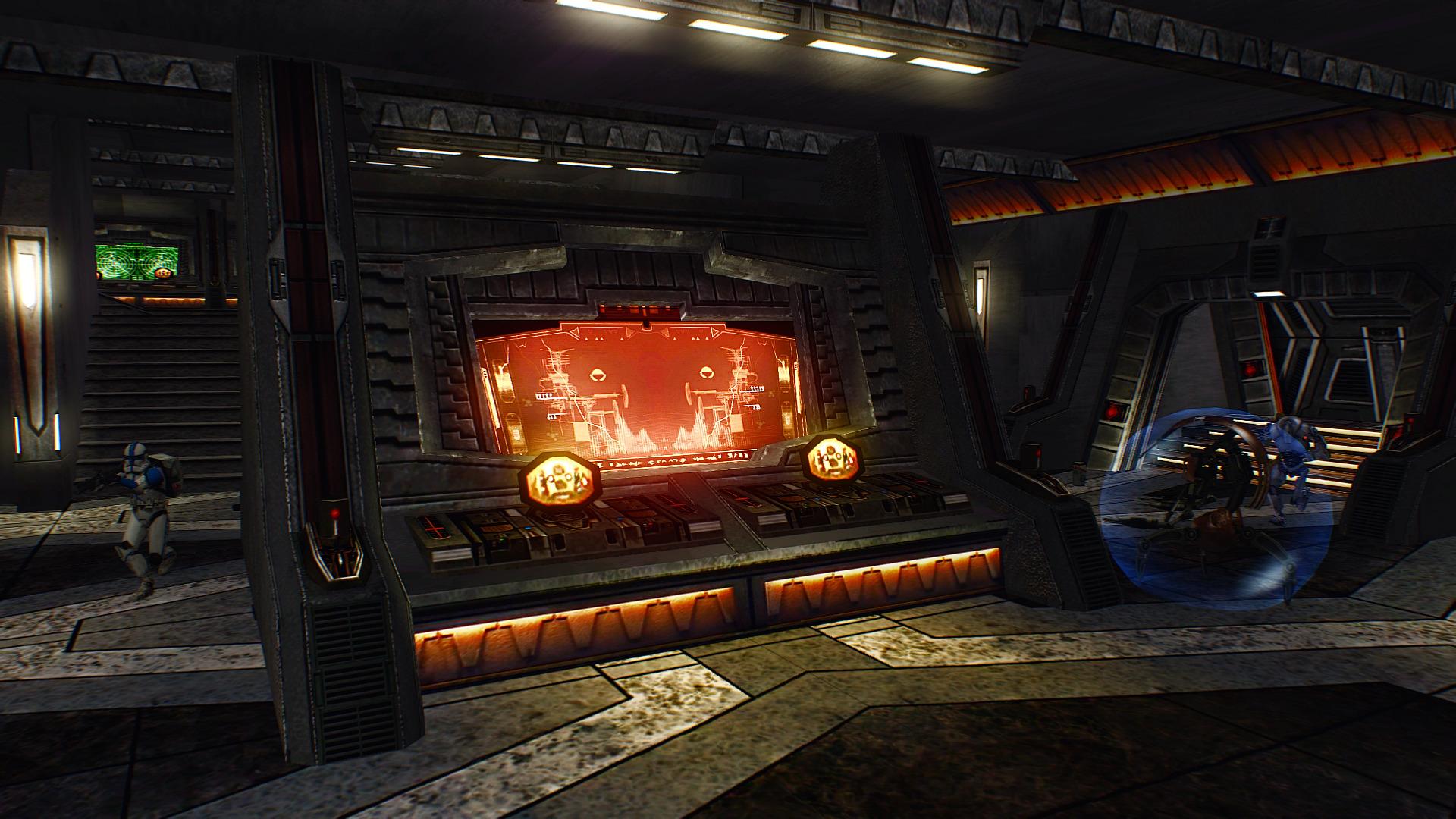 Remaster project by Harrisonfog - Star Wars: Battlefront 2