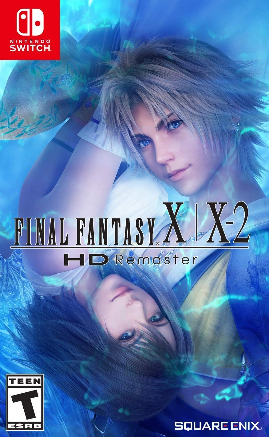 Final Fantasy X и Final Fantasy X-2 HD скоро выйдут на Nintendo Switch и Xbox One - Final Fantasy 10/10-2 HD Remaster