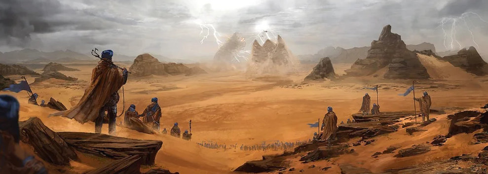 Дюна - Dune 2000: Long Live the Fighters! дюна