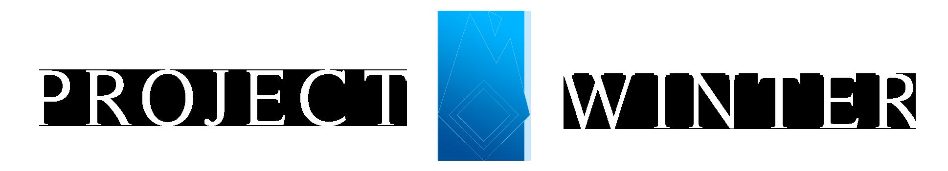 Логотип - Project Winter