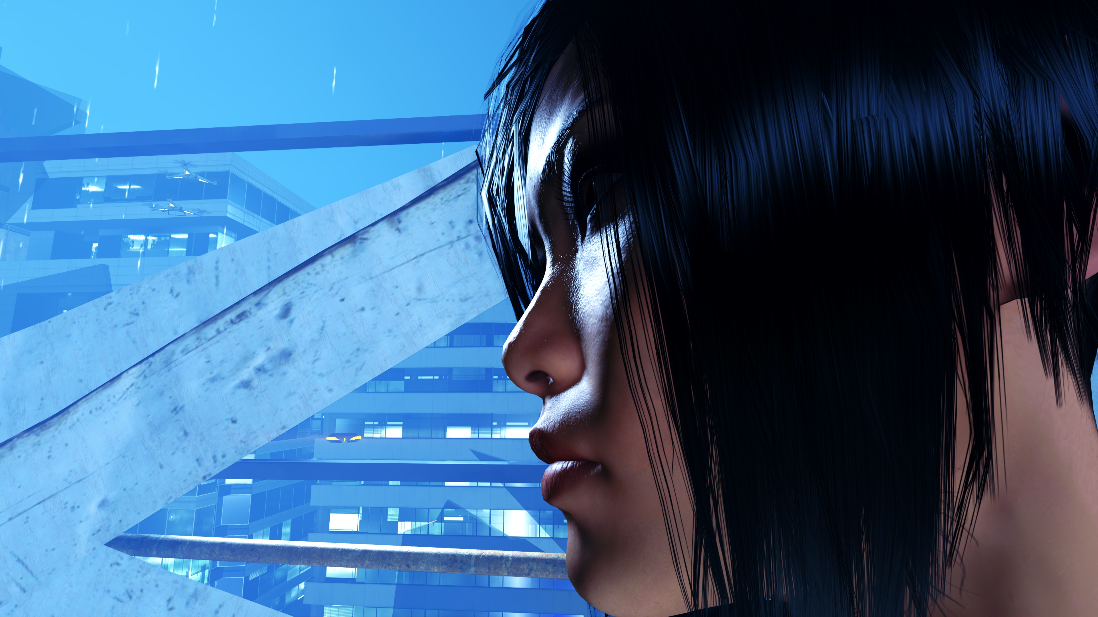 Mirror's Edge Catalyst скриншот с GeForce RTX 2080 - Mirror's Edge Catalyst