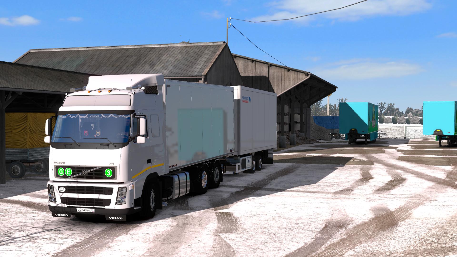 Volvo FH12 - Euro Truck Simulator 2