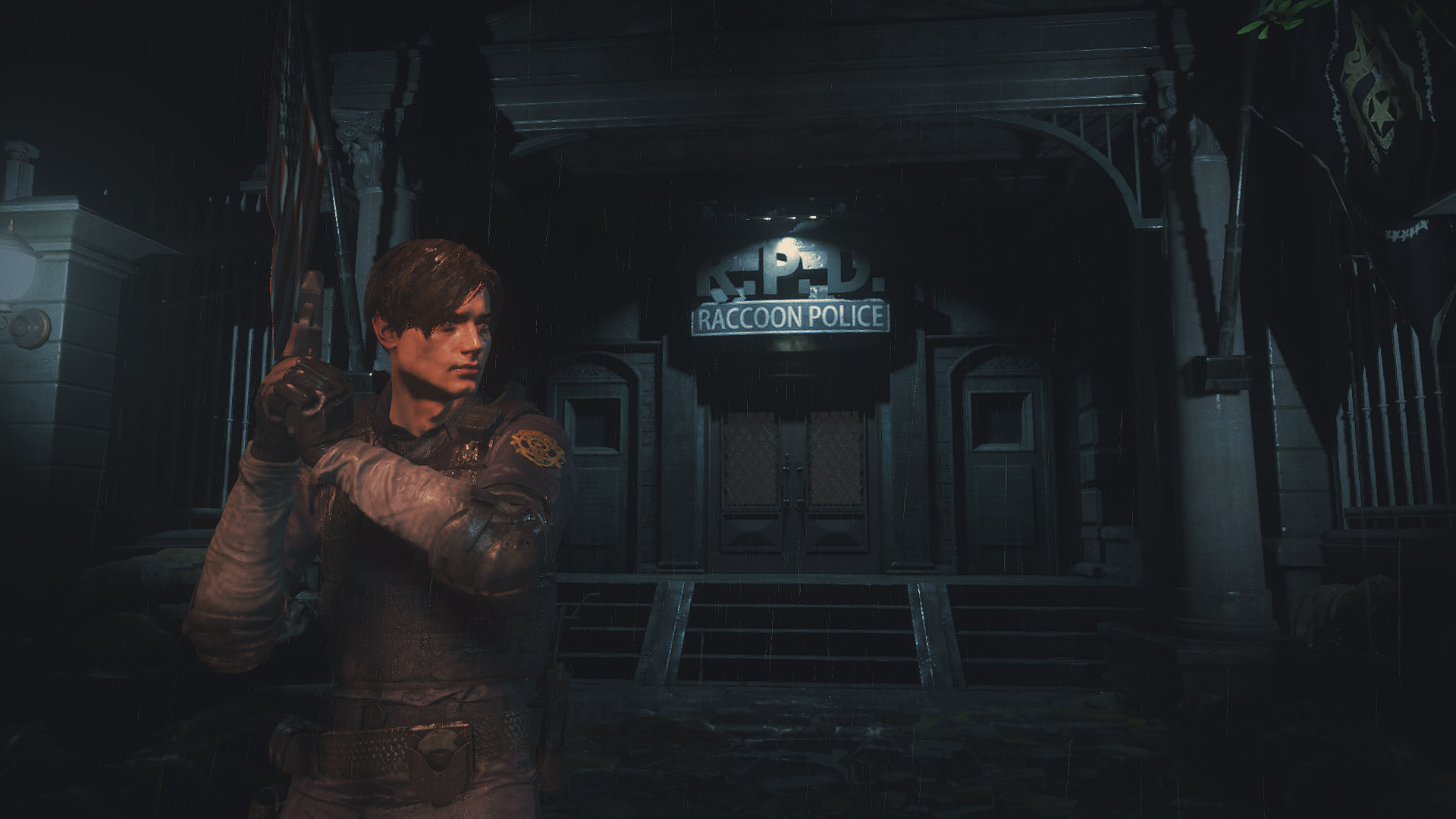 re2 2019-01-11 23-13-39-297.jpg - Resident Evil 2