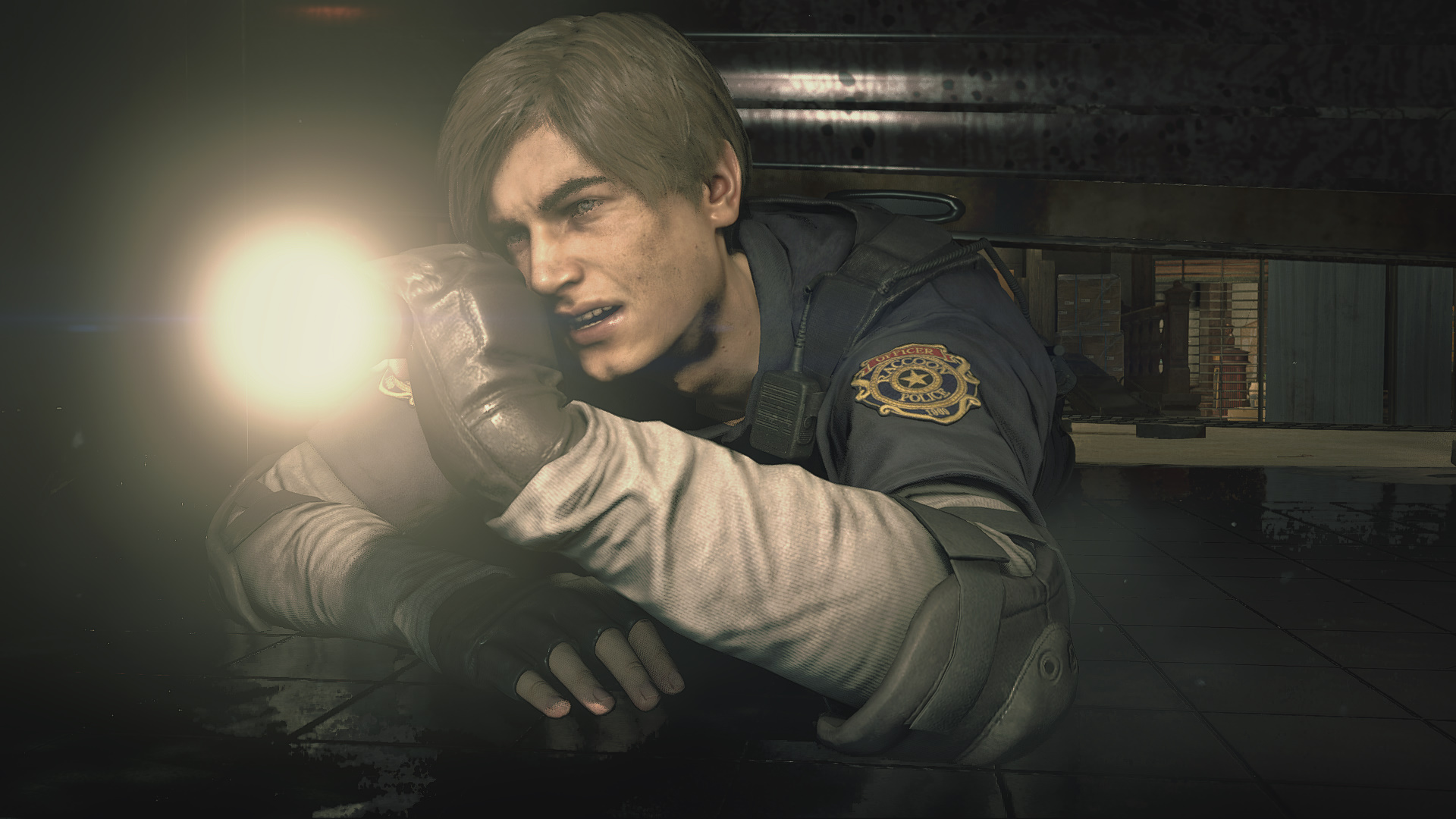 re2 2019-01-11 23-16-37-523.jpg - Resident Evil 2