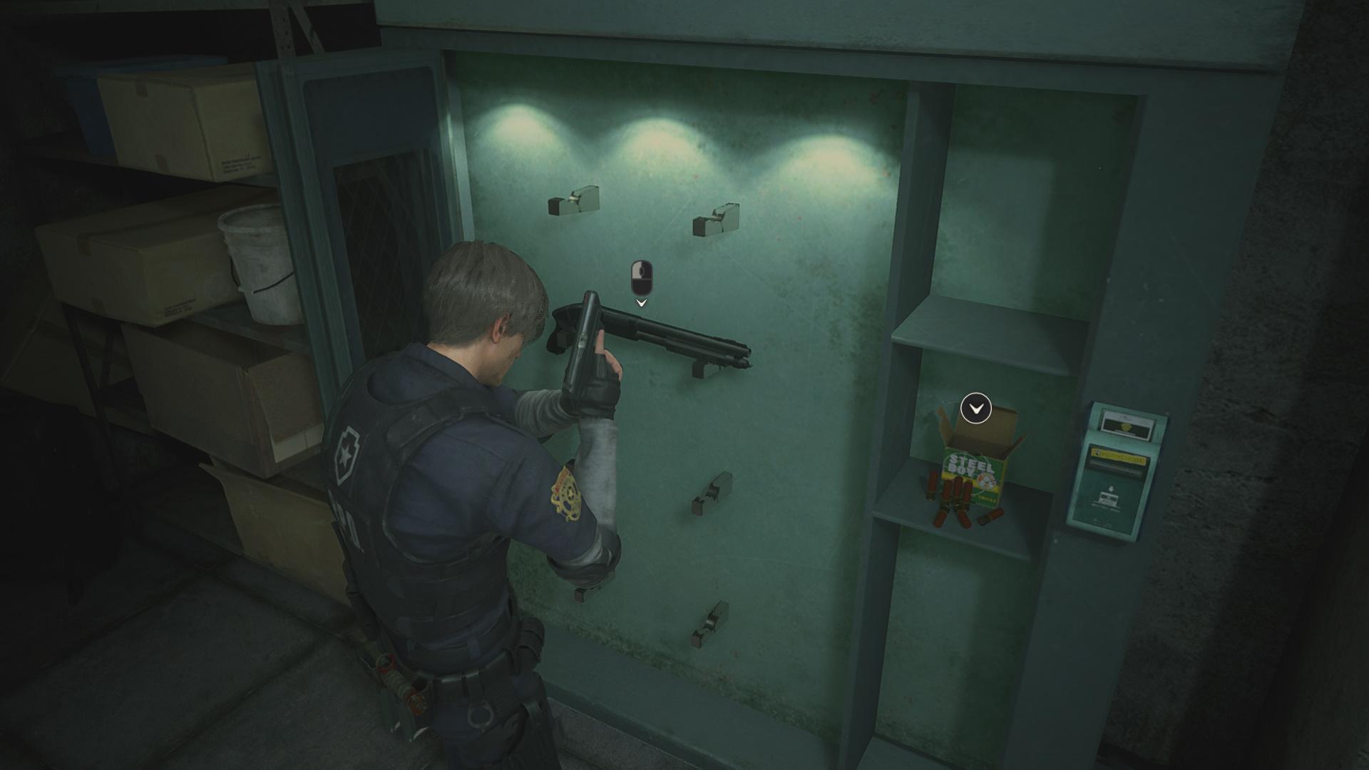 re2 2019-01-11 23-37-05-474.jpg - Resident Evil 2