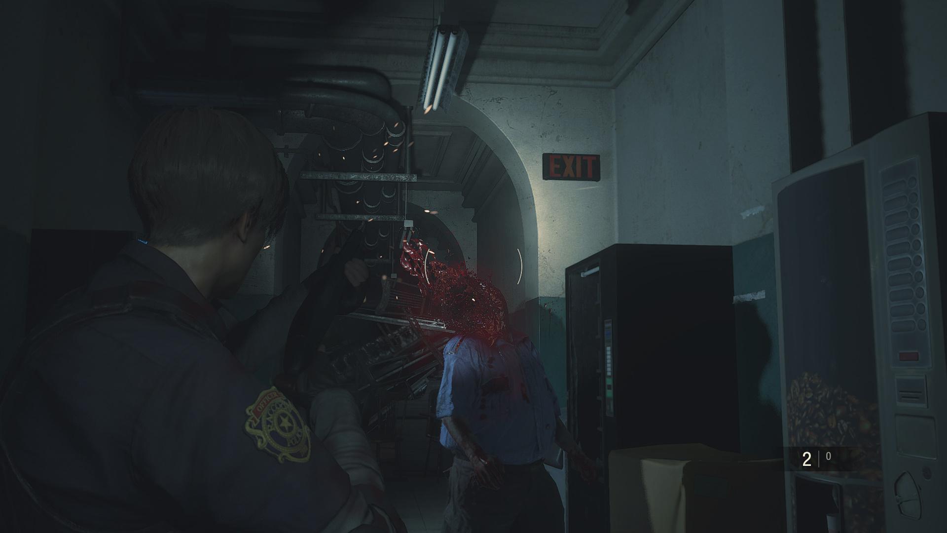 re2 2019-01-11 23-38-05-325.jpg - Resident Evil 2