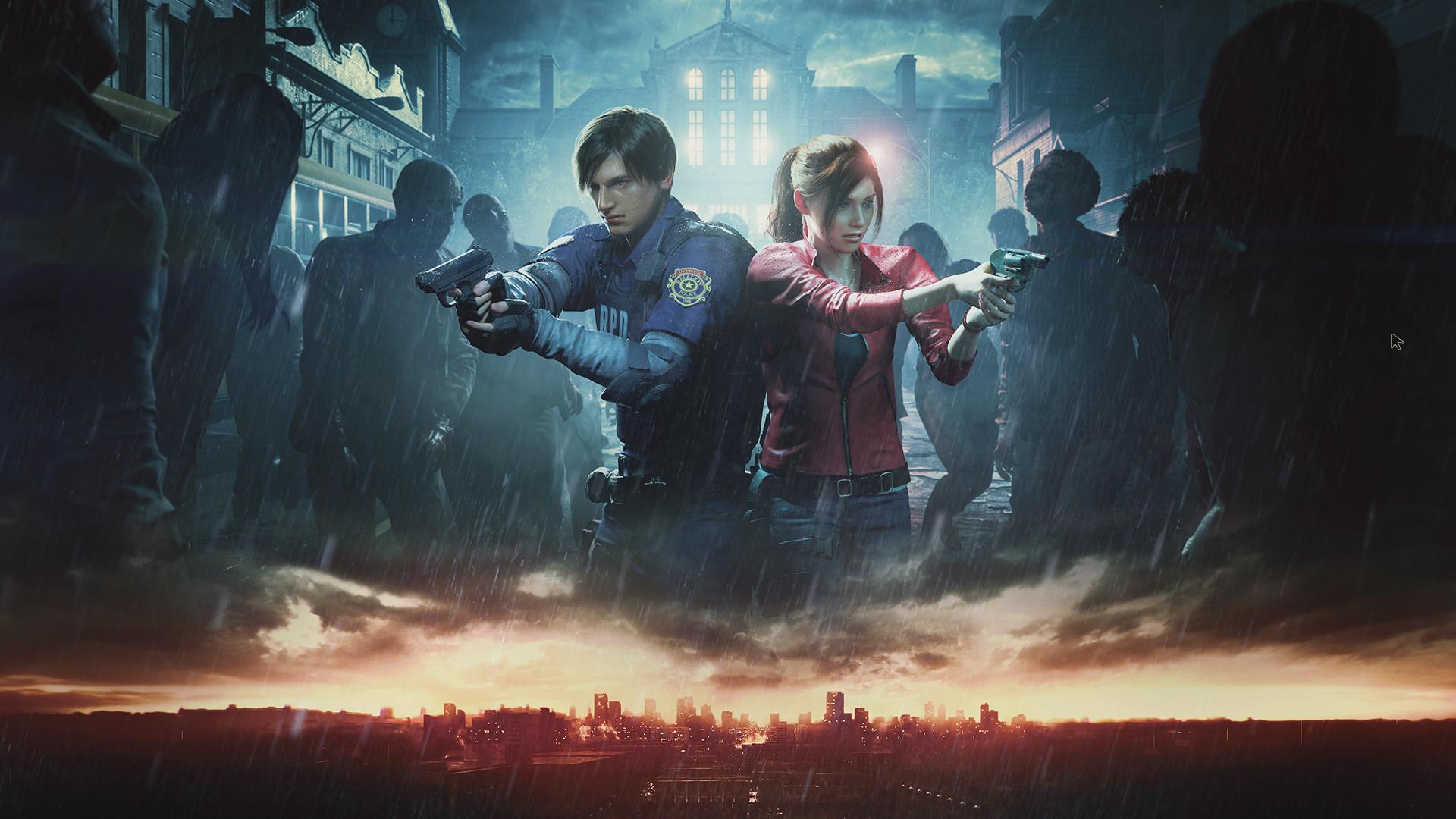 re2 2019-01-11 23-39-04-382.jpg - Resident Evil 2