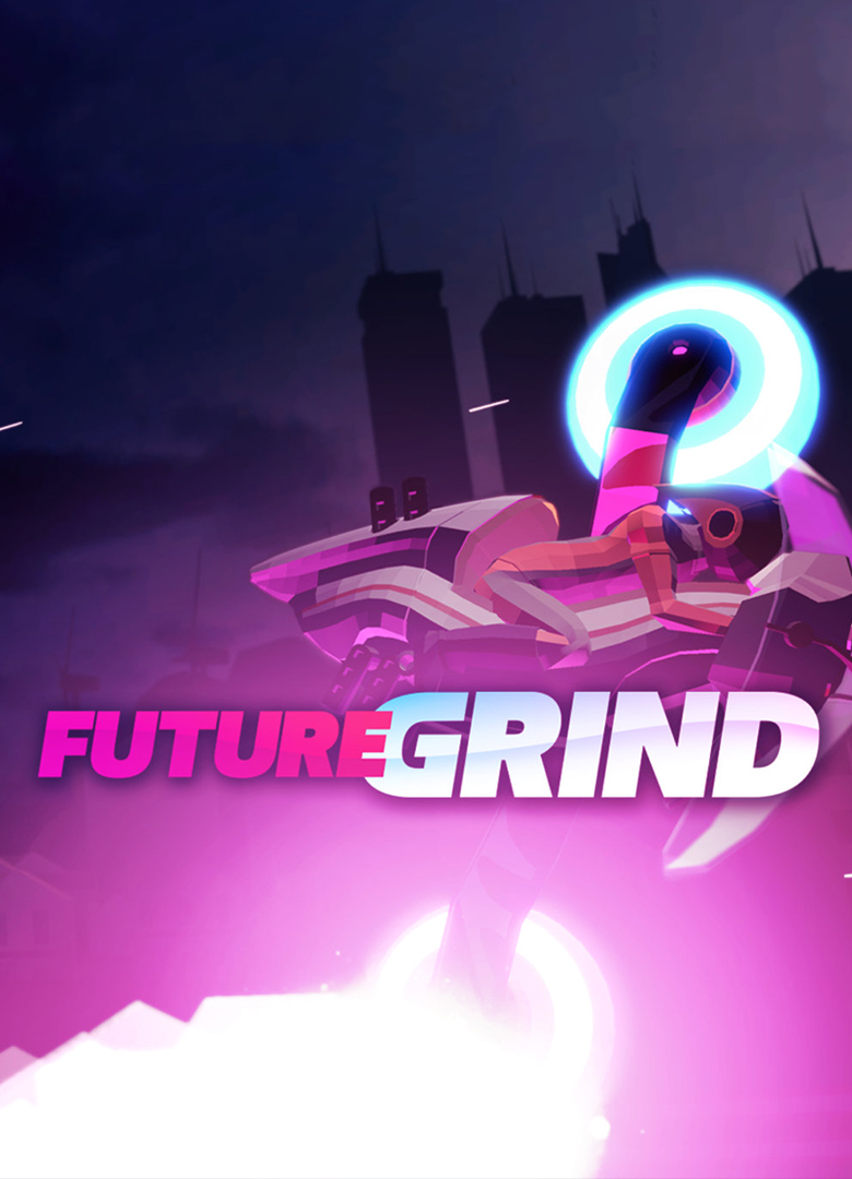 Обложка - FutureGrind