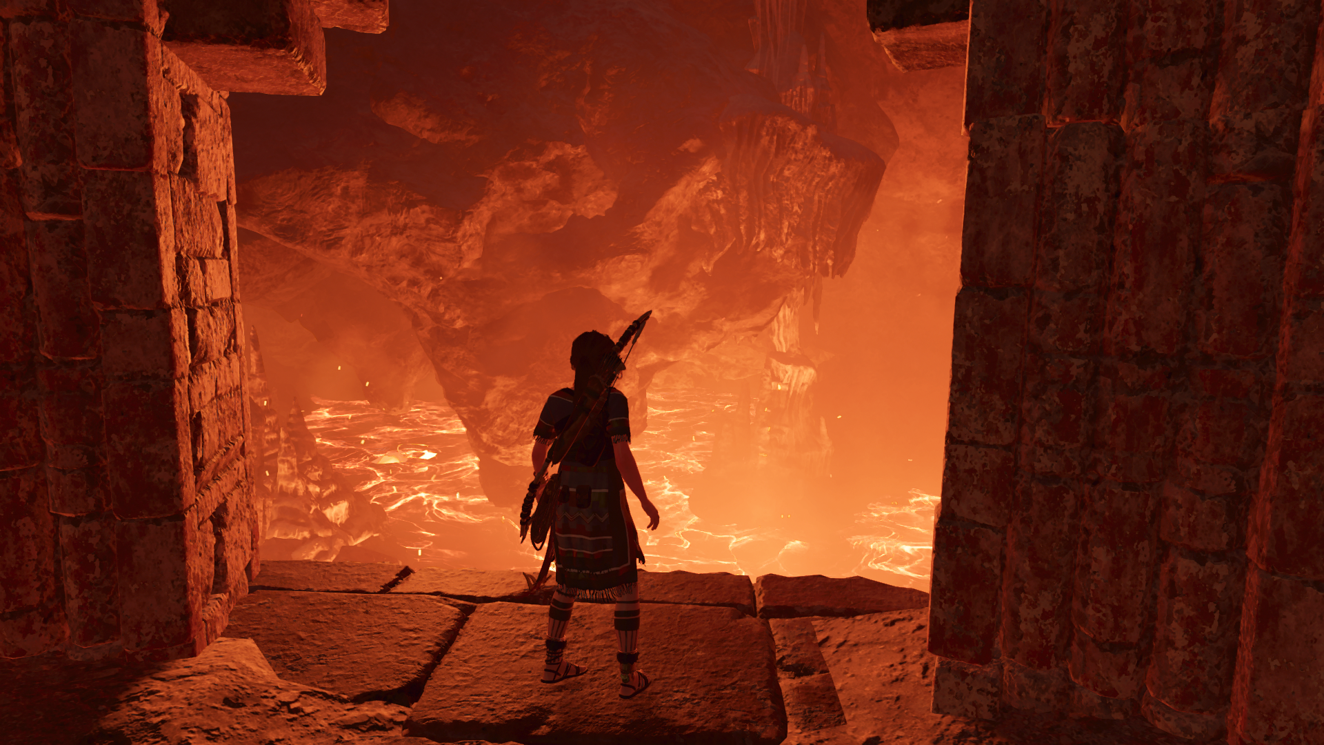 Shadow of the Tomb Raider v1.0 build 237.6_64 13.01.2019 0_20_50.png - Shadow of the Tomb Raider Лара Крофт
