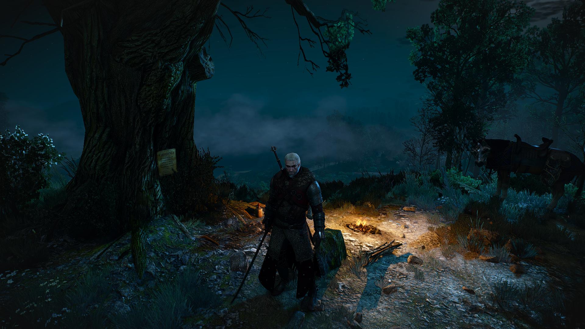 Где все началось, там все и закончилось - Witcher 3: Wild Hunt, the