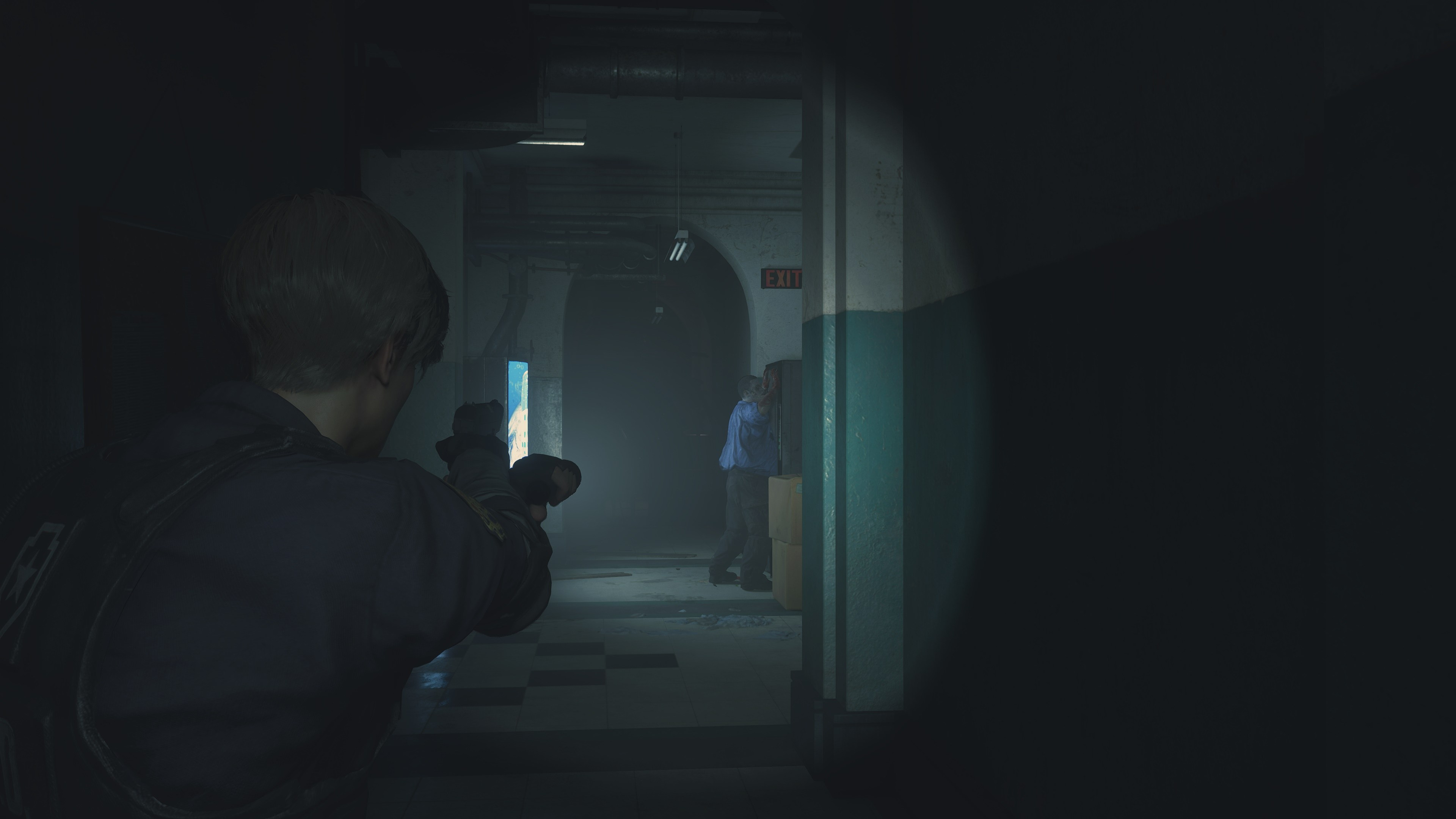 Максимальные настройки графики - Resident Evil 2 4K