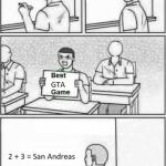 Grand Theft Auto: San Andreas best GTA