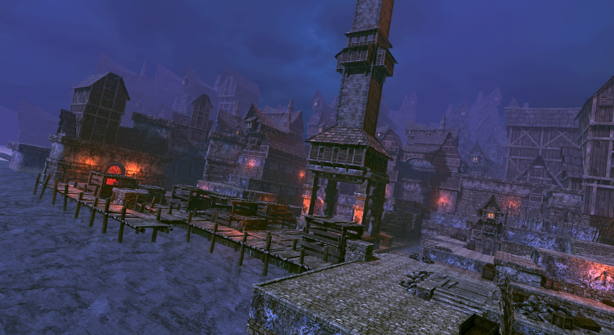 Город - Hell Warders