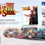 Legend of Heroes: Trails of Cold Steel 3 Издание