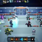 Robothorium Сражение