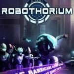 Robothorium Обложка